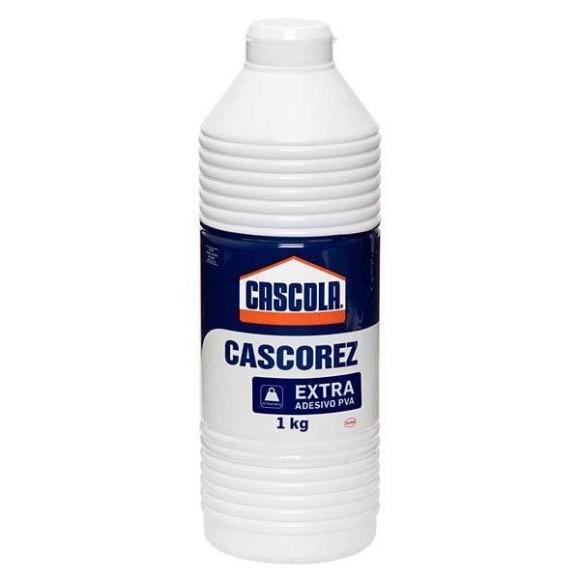 COLA BRANCA CASCOREZ  EXTRA 1 KG