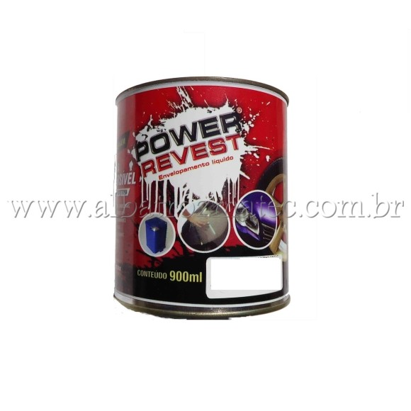 POWER REVEST PRETO 900ML