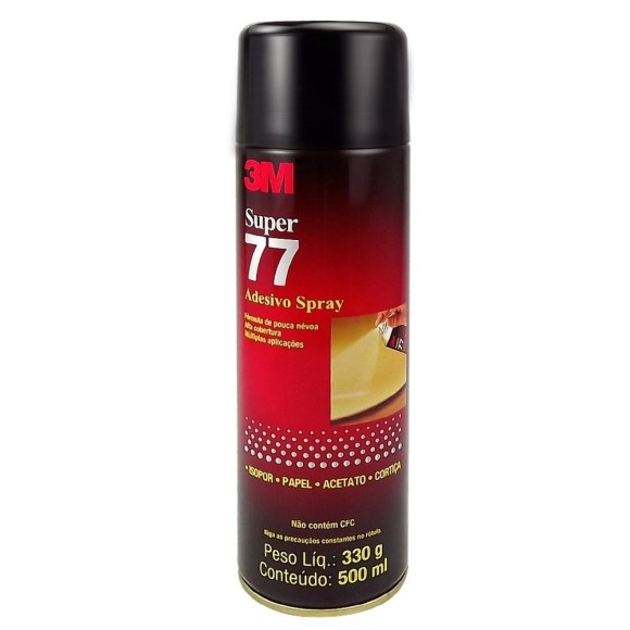 COLA SPRAY 77 SUPER 500ML 3M