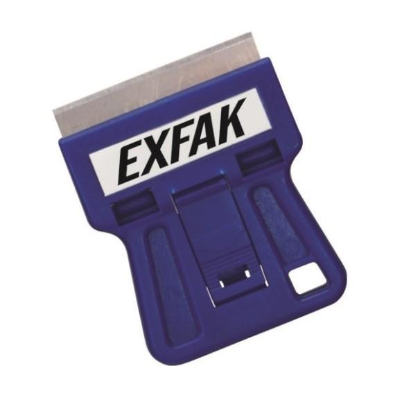 RASPADOR DE COLA P/ VIDRO 15-078 (RATINHO) - EXFAK