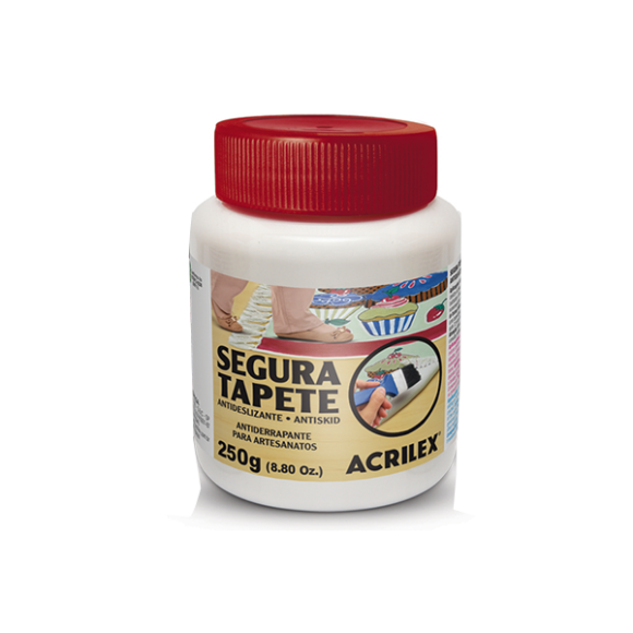 SEGURA TAPETE 250G - ACRILEX