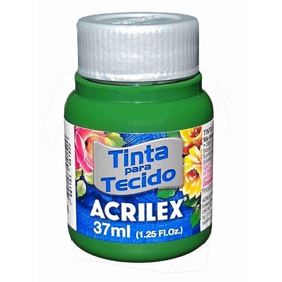 TINTA TECIDO FOSCA 37ML VERDE PINHEIRO (546) - ACRILEX