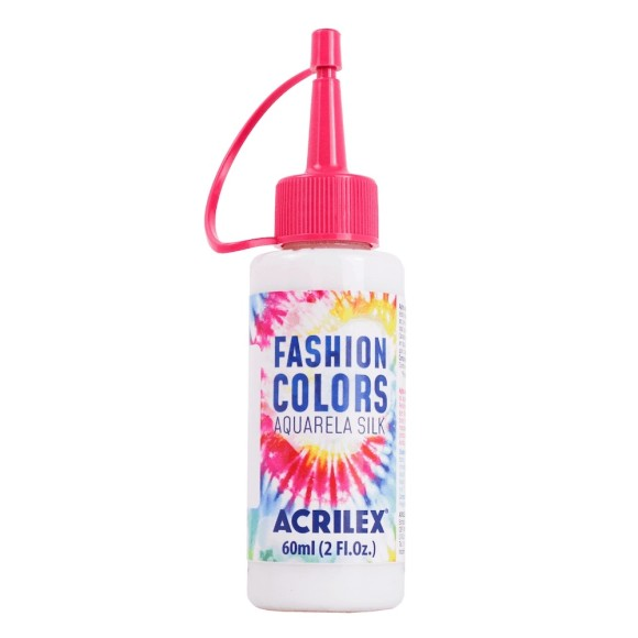 AQUARELA SILK CLAREADOR INCOLOR 60ML - ACRILEX